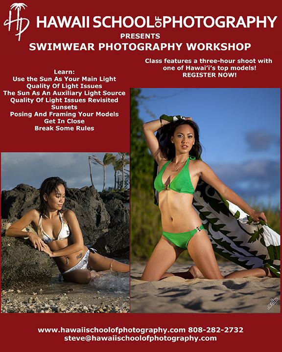 HSP Swimwear promo