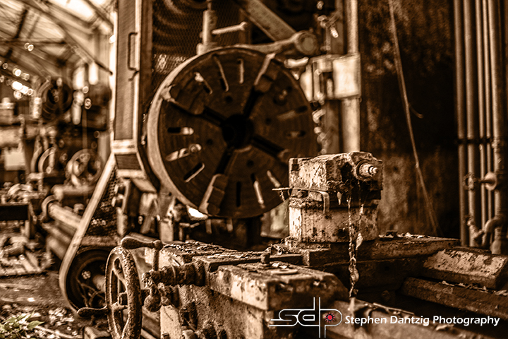 Sepia machines 10 72