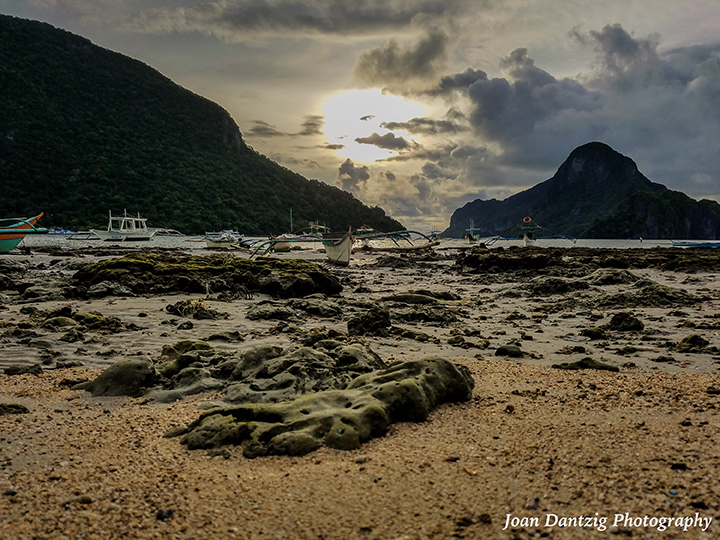 El Nido low tide sunset 10 72