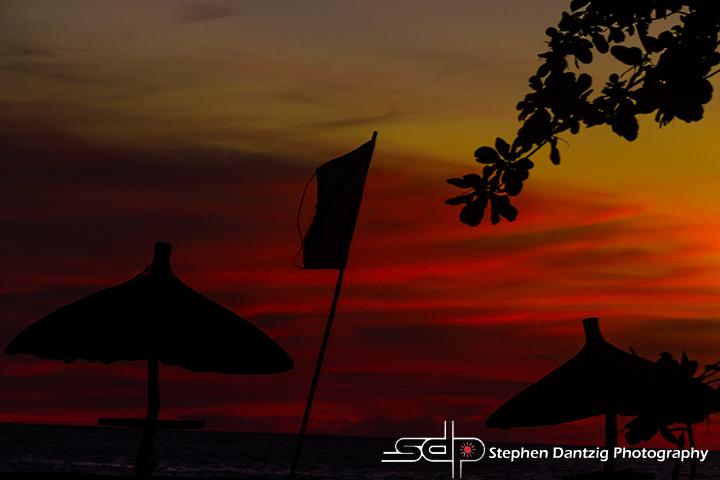 Zambales sunset 1 10 72