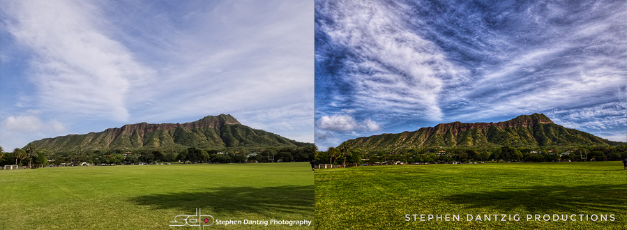 Diamondhead composite